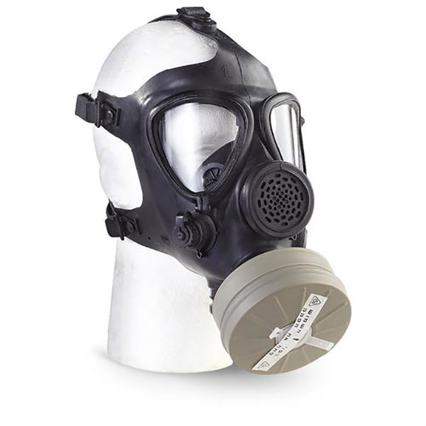 Israel gas mask