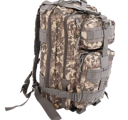 Zimtown 30L hot outdoor neutral adjustable military backpack